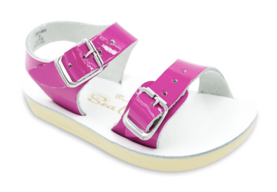 Sea Wee Sandals in Fuschia