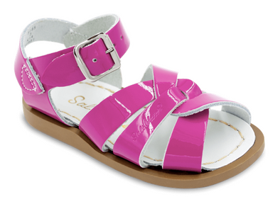 Salt Water Sandals in Fuschia