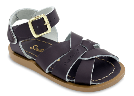 Salt Water Sandals in Brown
