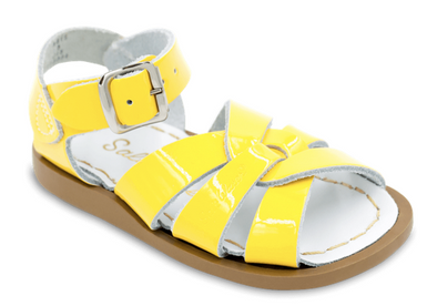 Salt Water Sandals in Yellow