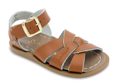 Salt Water Sandals in Tan