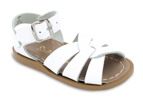 Salt Water Sandals in White