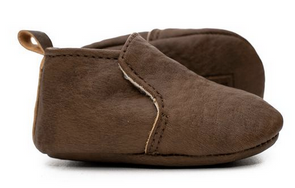 Sweet & Swag Loafer in Walnut