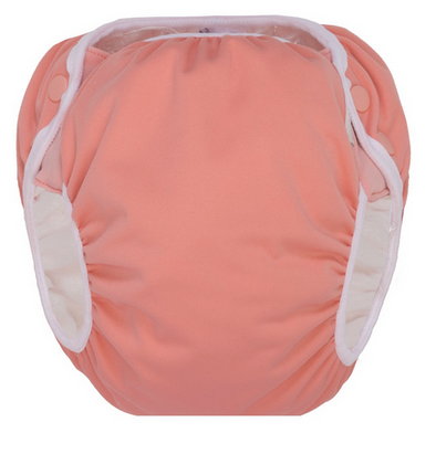 GroVia Swim Diaper in Rose