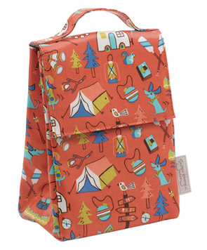Ore Originals Classic Lunch Sack in Happy Camper