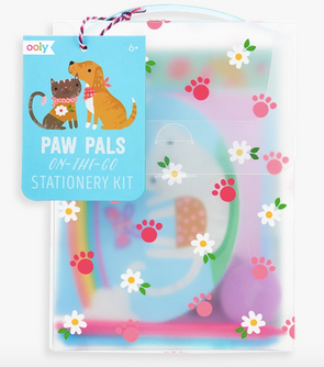 OOLY Stationary Set in Paw Pals
