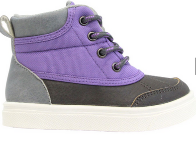 Oomphies Julian Shoes in Purple