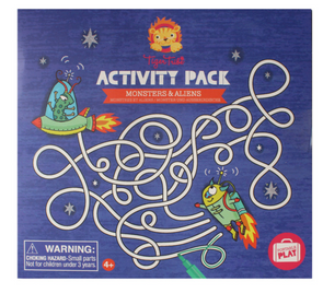 Schylling Monster Alien Activity Pack
