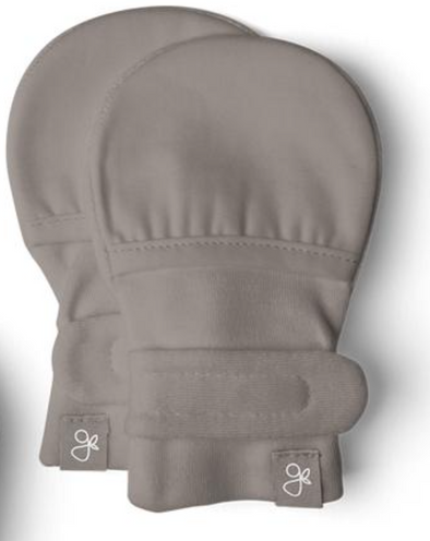 Goumikids Mitts in Pewter