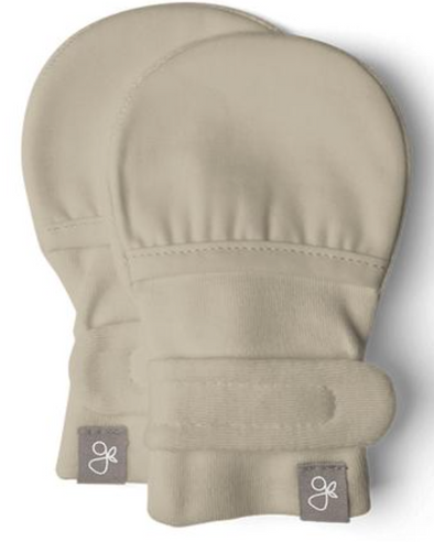 Goumikids Mitts in Soybean