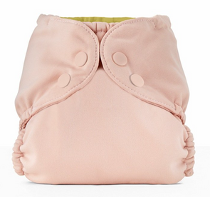 Esembly Diaper Shell in Blush