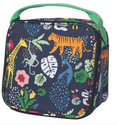Now Designs Wild Bunch Lets Do Lunch Bag