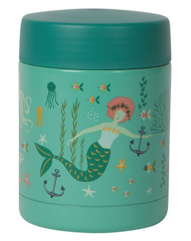 Now Designs Mermaid Roam Jar Small