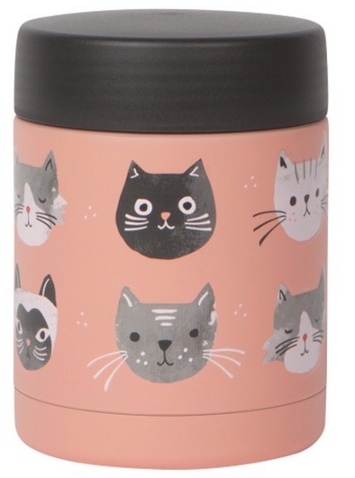 Now Designs Cats Meow Roam Jar Small