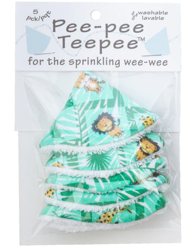 Pee-Pee TeePee in Jungle