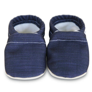 Clamfeet Crib Shoes in Zach