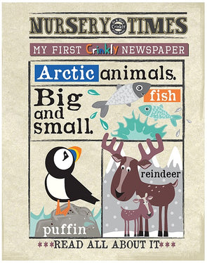 Nursery Times Arctic Animals