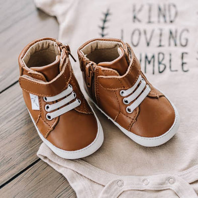 Brown Hightop