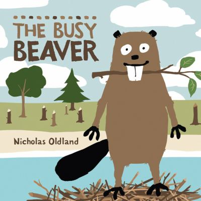 Hachette Book Group The Busy Beaver