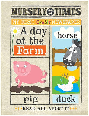 Nursery Times Day at the Farm