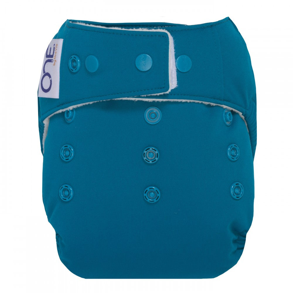 GroVia ONE Diaper in Abalone