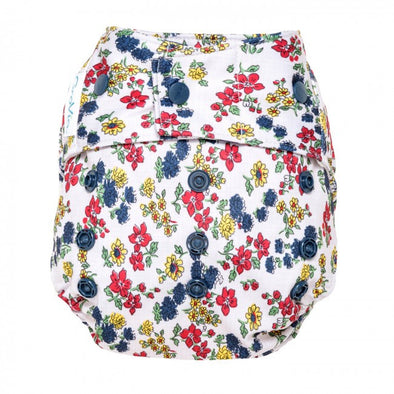 GroVia Diaper Shell Snap Calico