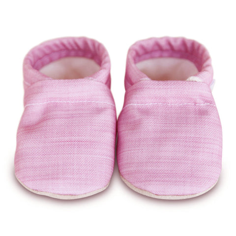 Clamfeet Crib Shoes in Lisa