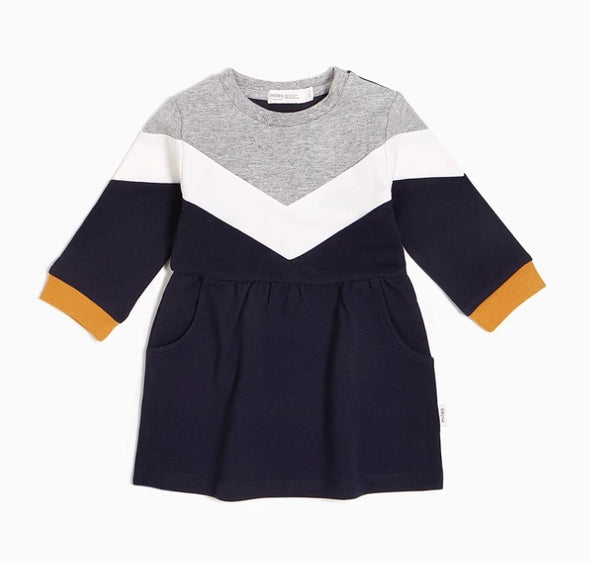 Miles Baby Color Block Dress