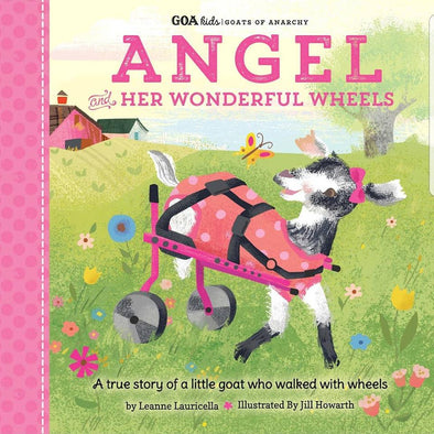 Angel and Her Wonderful Wheels
