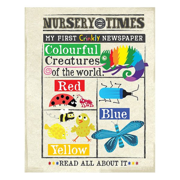 Colorful Creature Nursery Times