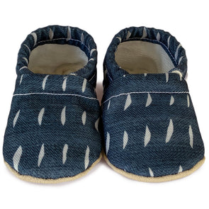 Clamfeet Crib Shoes in Parker