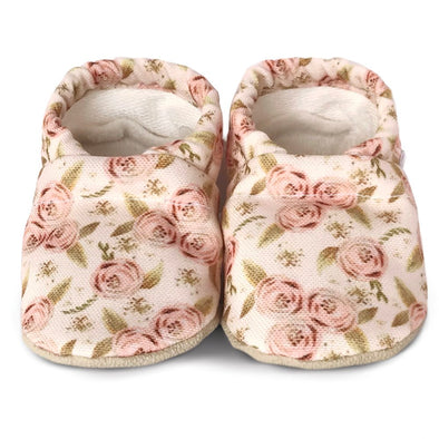 Clamfeet Crib Shoes in Mary