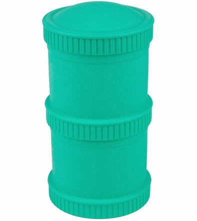 Re-Play Snack Stack in Aqua