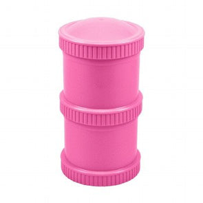 Bright Pink Snack Stack