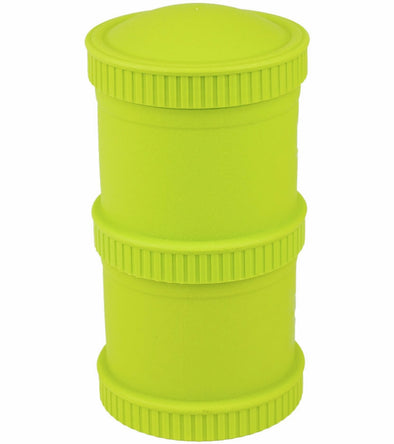 Re-Play Snack Stack in Lime Green