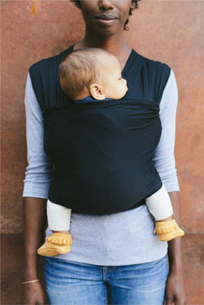 Solly Baby Wrap in Black