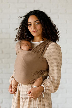 Solly Baby Wrap in Acorn