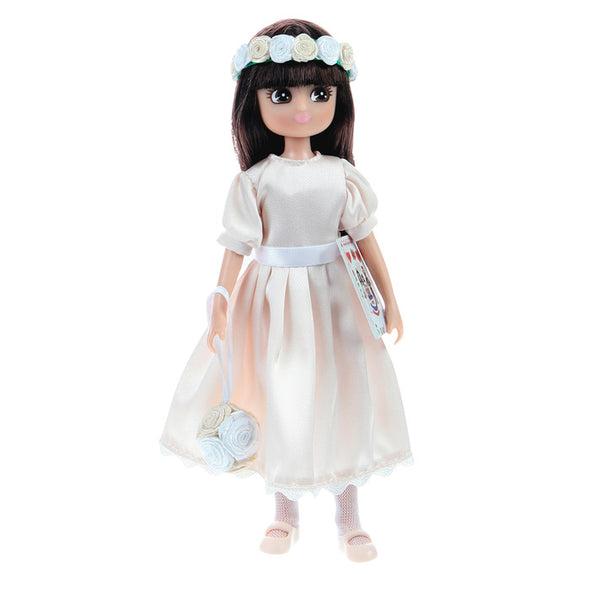 Schylling Royal Flower Lottie Doll