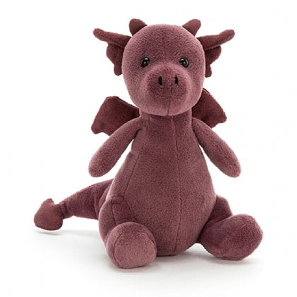 Jellycat Violet Little Puff