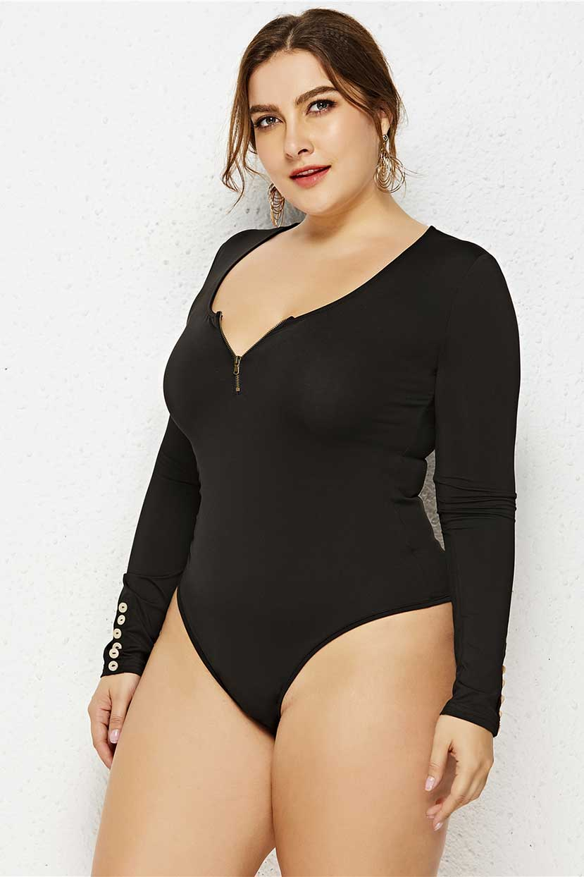 Perfect Day And Night Out Body Suit