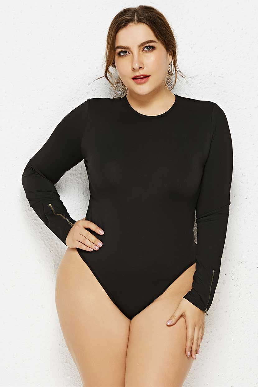 Every Women's Wardrobe Figure Flattering Bodysuit