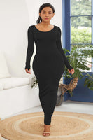 Plus Size Sophisticated Dress