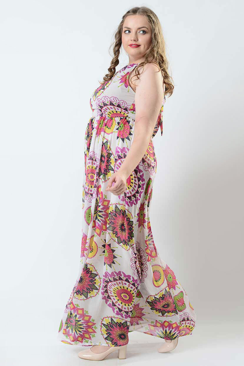 A day brunch maxi dress