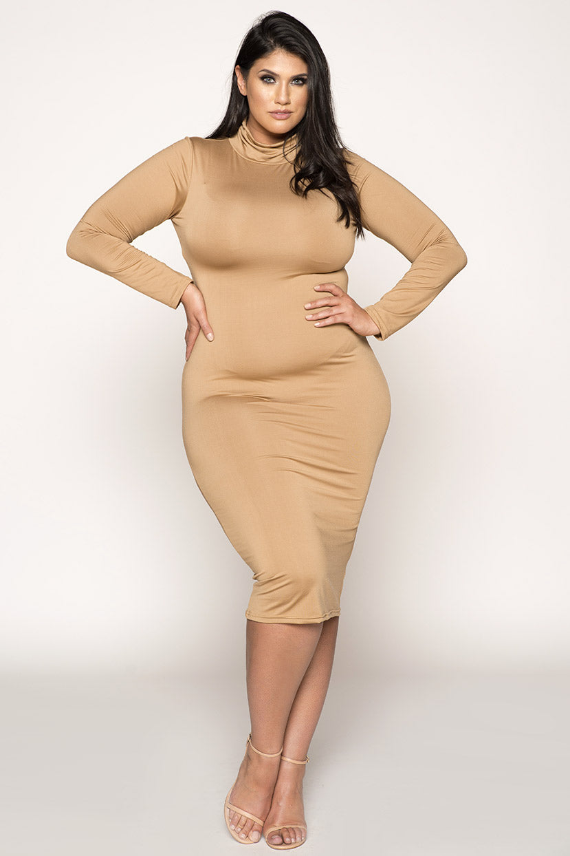 Plus size nude pic
