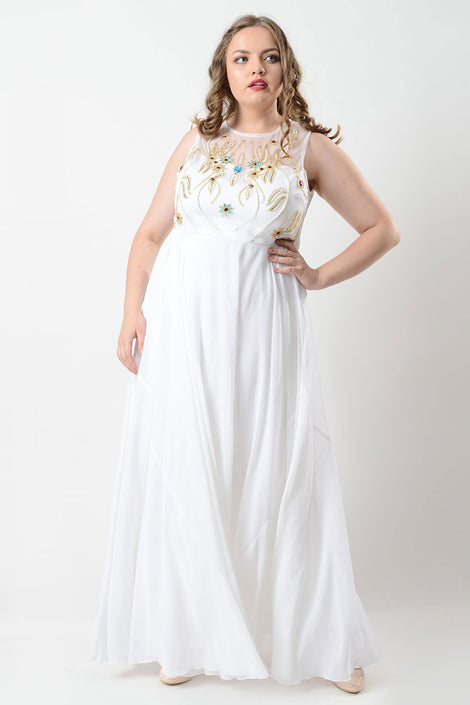 The Night Star Maxi dress