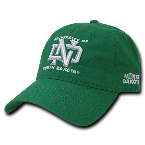 ION College University of North Dakota Realaxation Hat - by W Republic