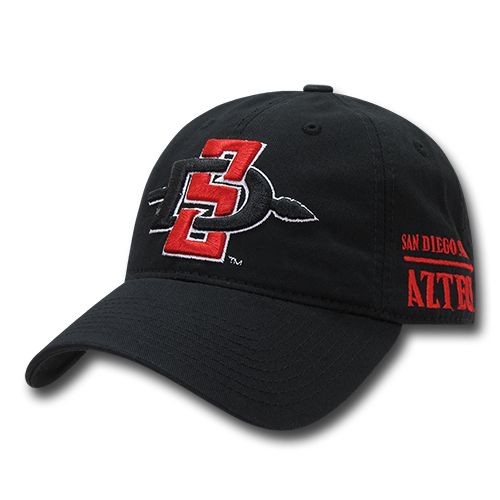 ION College San Diego State University Realaxation Hat - by W Republic