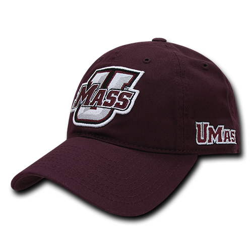 ION College University of Massachusetts Realaxation Hat - by W Republic