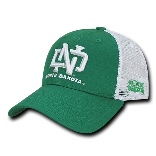 ION College University of North Dakota Instrucktion Hat - by W Republic