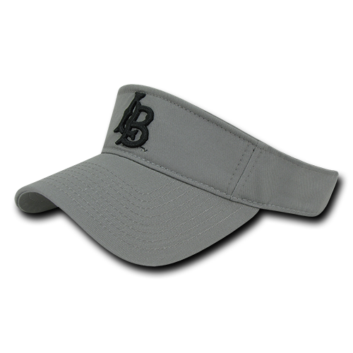 ION College California State University Long Beach Dedication Visor - by W Republic